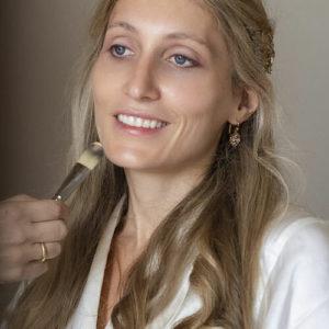 Maquilladora de novia en Coruña